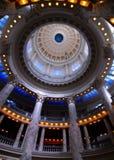 Construction de capitale de l'État Image libre de droits