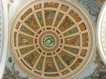 Construction de capitol image stock
