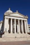 Construction de capitol d'état de l'Oklahoma Image libre de droits