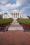 Construction de capitol d'état de la Virginie Photographie stock libre de droits