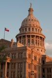 Construction de capitol d'état du Texas Photographie stock libre de droits