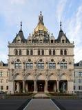 Construction de capitol d'état du Connecticut Images libres de droits