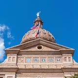 Construction de capitol d'état du Texas à Austin Photo stock