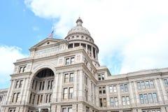 Construction de capitol d'?tat du Texas photographie stock