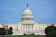 Construction de capitol des Etats-Unis Photo libre de droits