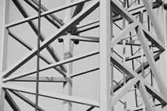Construction de centre ayant beaucoup d'étages de bureau Photo libre de droits