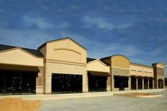 Construction de centre commercial Photographie stock libre de droits