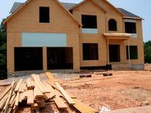 Construction de Chambre Photographie stock libre de droits