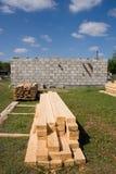 Construction de Chambre Photos libres de droits