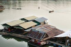 Construction de Chambre sur l'eau Photos libres de droits