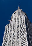 Construction de Chrysler image stock