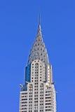 Construction de Chrysler Images libres de droits