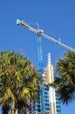 Construction de ciel Images libres de droits