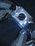 Construction de ciel d'Umeda Images libres de droits