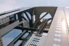 Construction de ciel d'Umeda photographie stock libre de droits