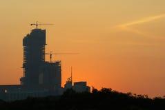 Construction de construction Images stock