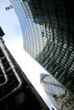 Construction de corporation Images libres de droits