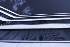 Construction de corporation Image libre de droits
