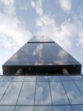 Construction de corporation moderne à Tallinn Estonie Images libres de droits
