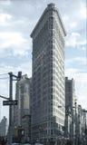Construction de Flatiron Photos libres de droits