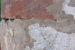 Construction de fond de stuc Brique rouge Image stock