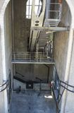 Construction de funiculaire Photo libre de droits
