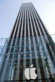 Construction de General Motors - New York Photos libres de droits