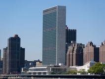 Construction de l'ONU Image stock