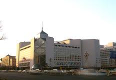 Construction de la Banque de Chine Images libres de droits