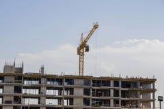 Construction de la construction neuve photo stock
