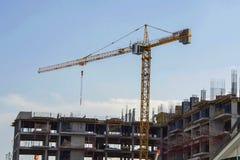 Construction de la construction neuve photographie stock libre de droits