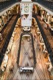 Construction de la Reine Victoria Image libre de droits