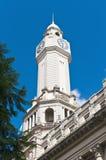 Construction de Legislatura à Buenos Aires Images libres de droits
