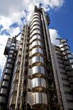Construction de Lloyds à Londres Photos stock