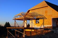 Construction de maison Images stock