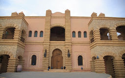 Construction de Medina photo stock