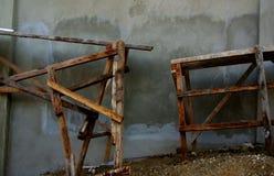 Construction de Moalboal Photos stock