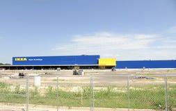 Construction de mobilier de maison d'Ikea Image libre de droits