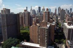 Construction de New York photos stock