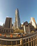 Construction de New York Images stock