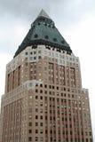 Construction de New York City Photos libres de droits