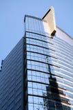 Construction de New York City Photos stock