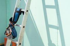 Construction de nouvelle et moderne maison modulaire photos stock