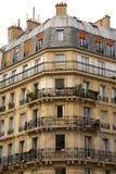 Construction de Paris Photo stock