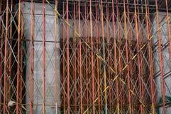 Construction de passage supérieur Images libres de droits