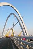 Construction de pont Photos stock
