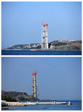 3 construction de pont, Istanbul, Turquie Image stock