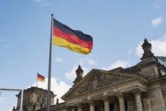 Construction de Reichstag Photos stock