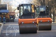 Construction de routes 3 Image stock