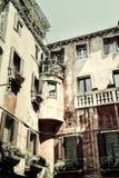 Construction de Venise Images stock
